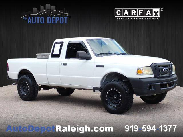 2006 Ford Ranger for sale at The Auto Depot in Raleigh NC