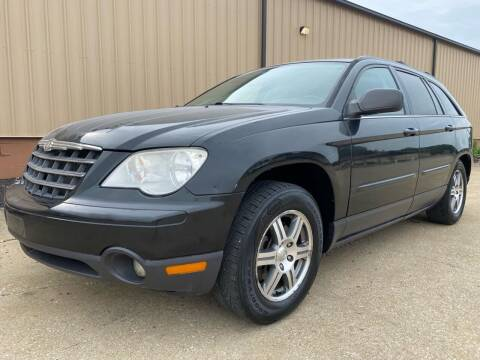 2008 Chrysler Pacifica for sale at Prime Auto Sales in Uniontown OH
