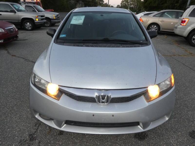 2010 Honda Civic for sale at Wheels and Deals in Springfield MA