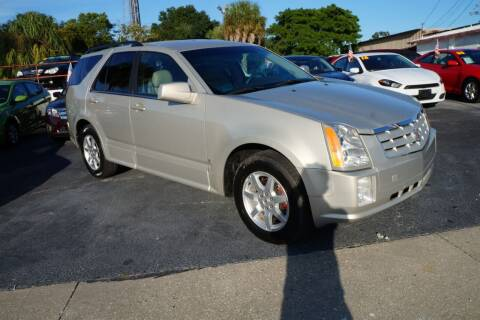 2008 Cadillac SRX for sale at J Linn Motors in Clearwater FL