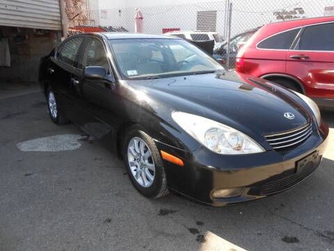 2002 Lexus ES 300 for sale at N H AUTO WHOLESALERS in Roslindale MA