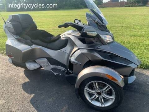 2012 Can-Am SPYDER RT-S SE5 for sale at INTEGRITY CYCLES LLC in Columbus OH