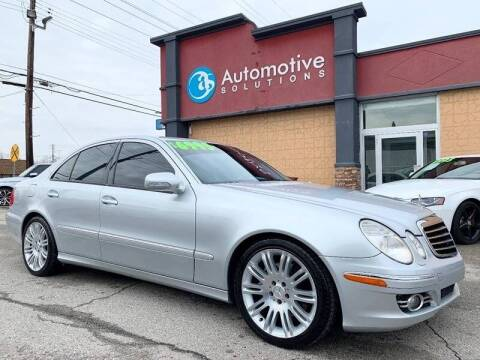 2007 Mercedes-Benz E-Class for sale at Cj king of car loans/JJ's Best Auto Sales in Troy MI