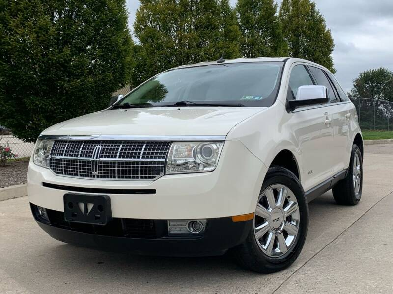 2007 Lincoln MKX for sale at Car Expo US, Inc in Philadelphia PA