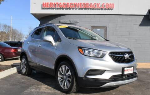 2017 Buick Encore for sale at Heritage Automotive Sales in Columbus in Columbus IN