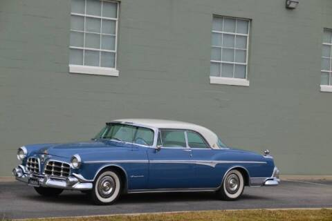1955 Chrysler Imperial for sale at Classic Car Deals in Cadillac MI