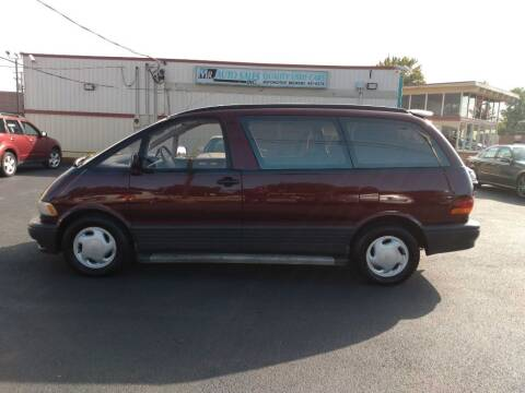 1996 Toyota Previa for sale at MR Auto Sales Inc. in Eastlake OH