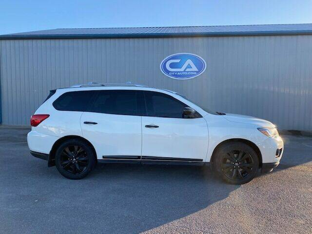 2017 Nissan Pathfinder for sale at City Auto in Murfreesboro TN