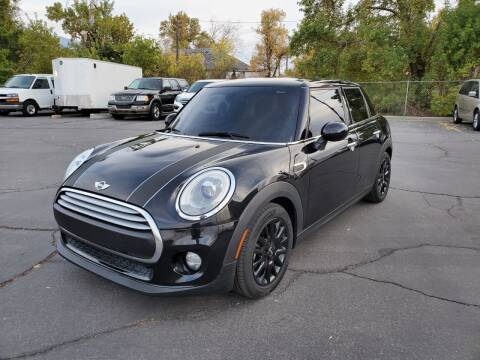 2015 MINI Hardtop 4 Door for sale at UTAH AUTO EXCHANGE INC in Midvale UT