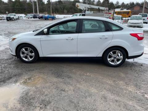 2014 Ford Focus for sale at Upstate Auto Sales Inc. in Pittstown NY