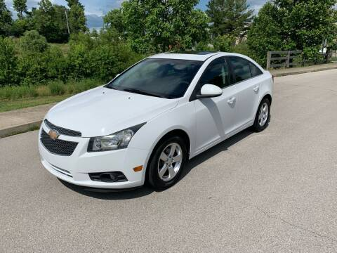2011 Chevrolet Cruze for sale at Abe's Auto LLC in Lexington KY