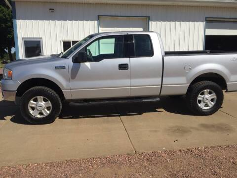2004 Ford F-150 for sale at Bauman Auto Center in Sioux Falls SD