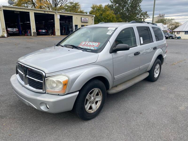 2005 Dodge Durango for sale at Boris Auto Sales & Repairs in Harrisonburg VA