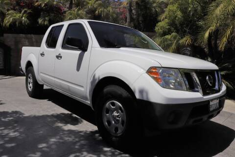 2011 Nissan Frontier for sale at Newport Motor Cars llc in Costa Mesa CA