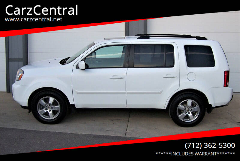 2010 Honda Pilot for sale at CarzCentral in Estherville IA