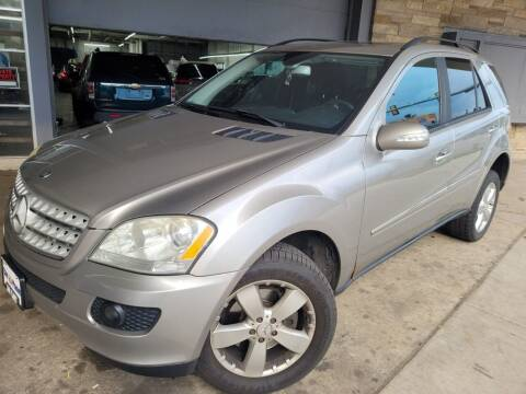 2006 Mercedes-Benz M-Class for sale at Car Planet Inc. in Milwaukee WI