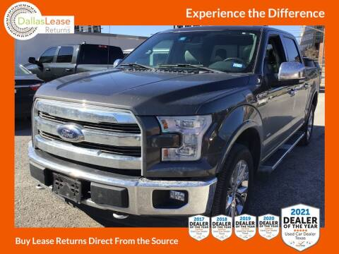 2017 Ford F-150 for sale at Dallas Auto Finance in Dallas TX