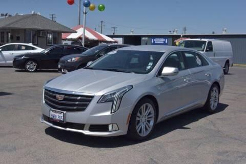 2018 Cadillac XTS for sale at Choice Motors in Merced CA