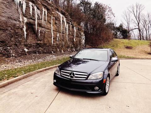 2008 Mercedes-Benz C-Class for sale at Music City Rides in Nashville TN