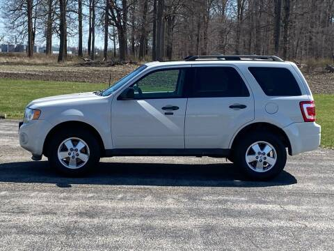 2012 Ford Escape for sale at All American Auto Brokers in Anderson IN