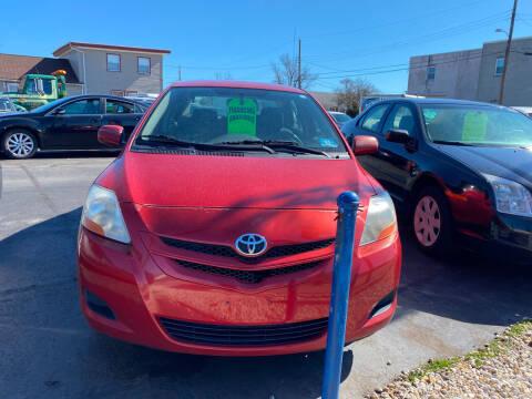 2007 Toyota Yaris for sale at Diamond Auto Sales in Pleasantville NJ