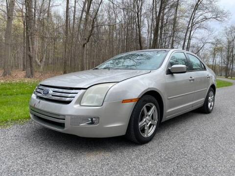 2008 Ford Fusion for sale at GOOD USED CARS INC in Ravenna OH