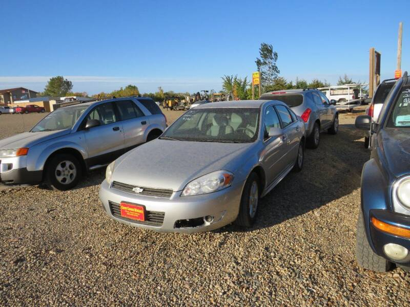 2011 Chevrolet Impala for sale at Grey Goose Motors in Pierre SD