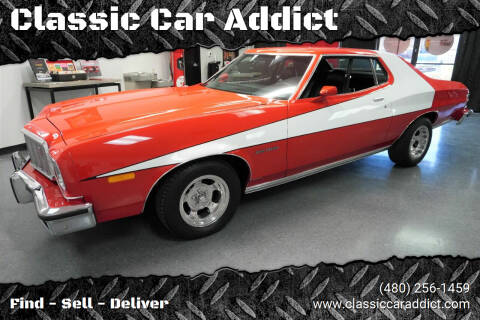 1976 Ford Torino for sale at Classic Car Addict in Mesa AZ