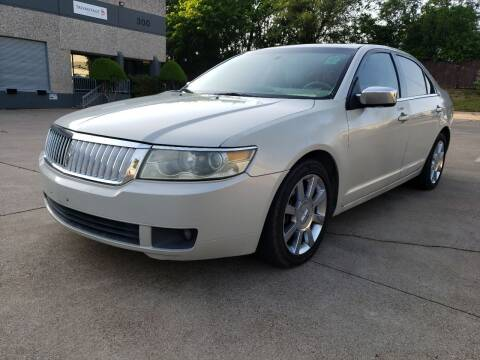 2006 Lincoln Zephyr for sale at ZNM Motors in Irving TX