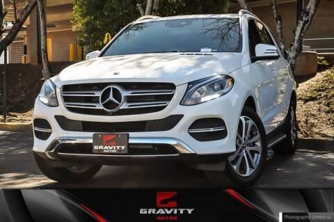 2018 Mercedes-Benz GLE for sale at Gravity Autos Atlanta in Atlanta GA