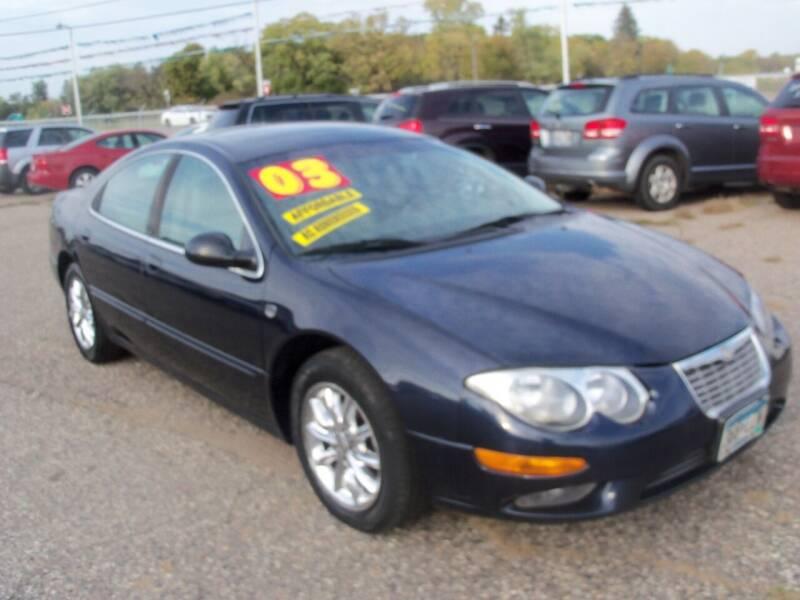 2003 Chrysler 300M for sale at Country Side Car Sales in Elk River MN