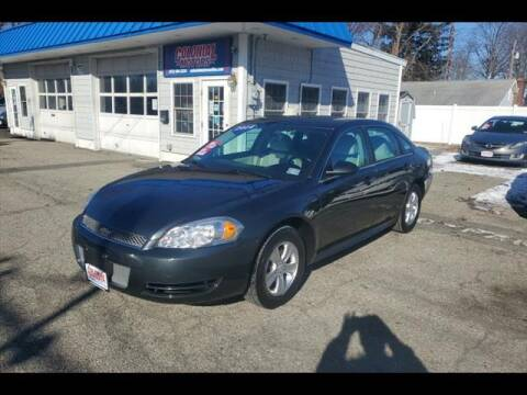 2014 Chevrolet Impala Limited for sale at Colonial Motors in Mine Hill NJ