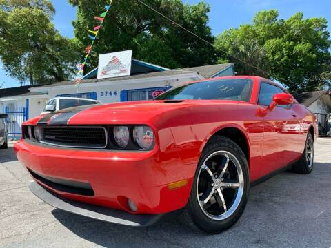 2010 Dodge Challenger for sale at Always Approved Autos in Tampa FL