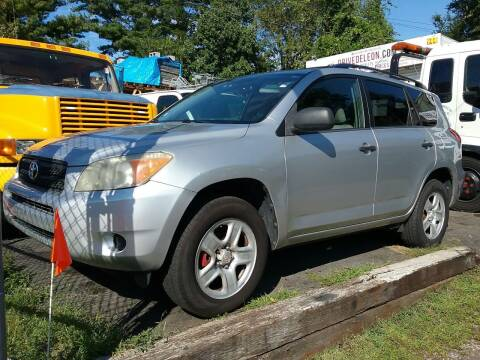2007 Toyota RAV4 for sale at Drive Deleon in Yonkers NY