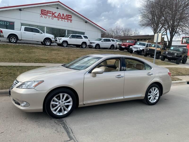 2012 Lexus ES 350 for sale in Des Moines, IA