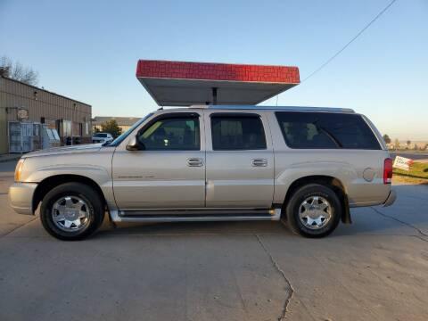 2004 Cadillac Escalade ESV for sale at Dakota Auto Inc. in Dakota City NE