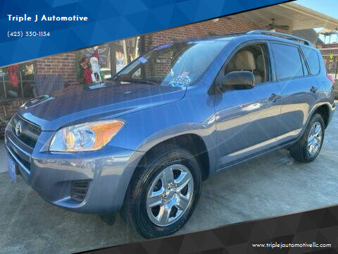 2009 Toyota RAV4 for sale at Triple J Automotive in Erwin TN