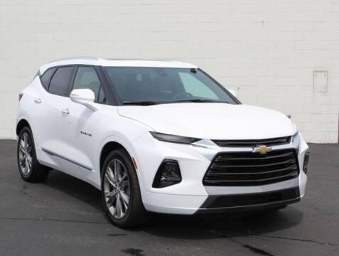 2019 Chevrolet Blazer for sale at Ed Koehn Chevrolet in Rockford MI