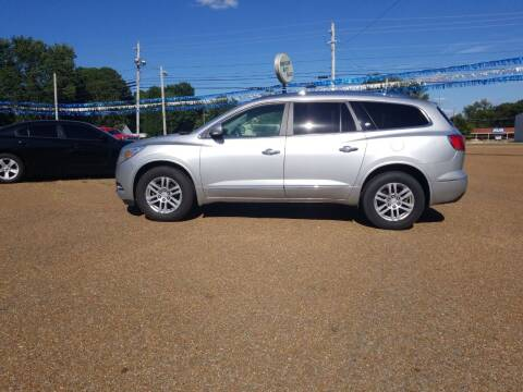 2015 Buick Enclave for sale at Frontline Auto Sales in Martin TN