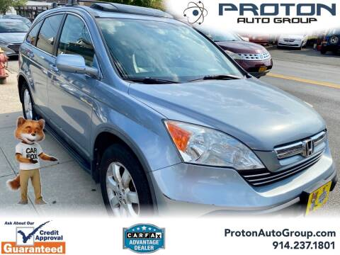 2009 Honda CR-V for sale at Proton Auto Group in Yonkers NY
