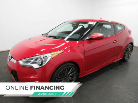 2013 Hyundai Veloster for sale at Automotive Connection in Fairfield OH