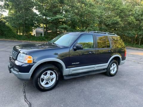 2002 Ford Explorer for sale at Pristine Auto in Whitman MA