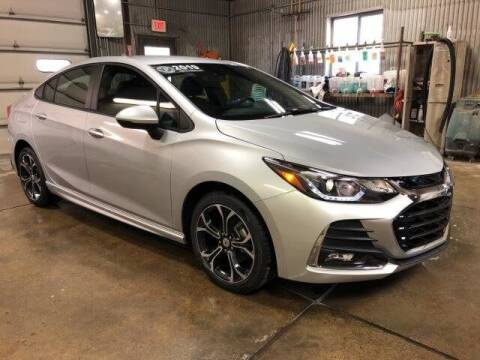2019 Chevrolet Cruze for sale at ESM Auto Sales in Elkhart IN
