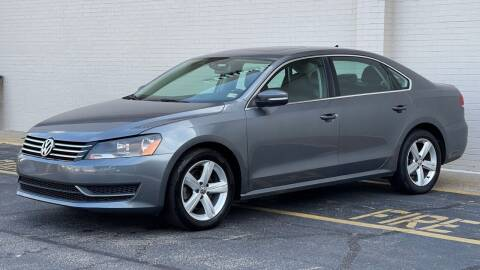 2013 Volkswagen Passat for sale at Carland Auto Sales INC. in Portsmouth VA