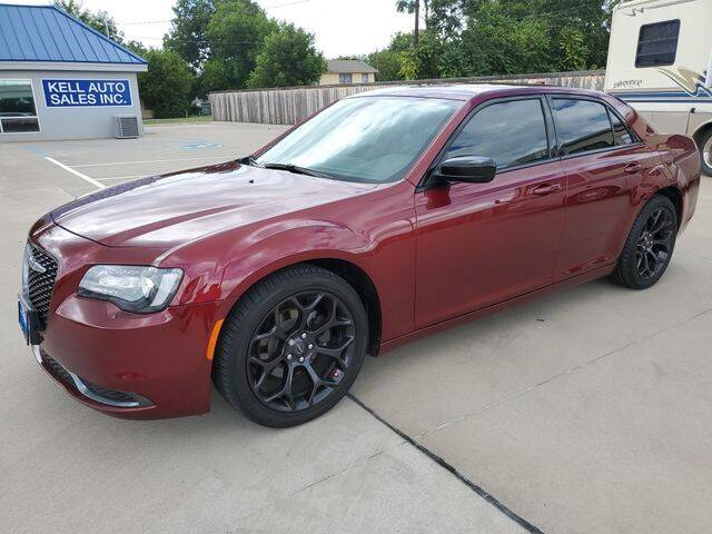 2019 Chrysler 300 for sale at Kell Auto Sales, Inc - Grace Street in Wichita Falls TX