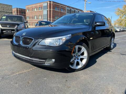2008 BMW 5 Series for sale at Samuel's Auto Sales in Indianapolis IN