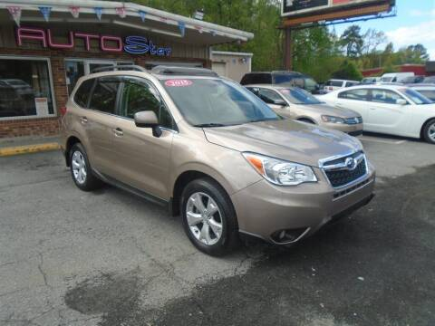 2015 Subaru Forester for sale at AutoStar Norcross in Norcross GA