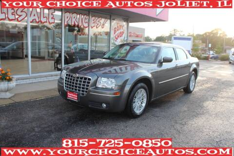 2009 Chrysler 300 for sale at Your Choice Autos - Joliet in Joliet IL