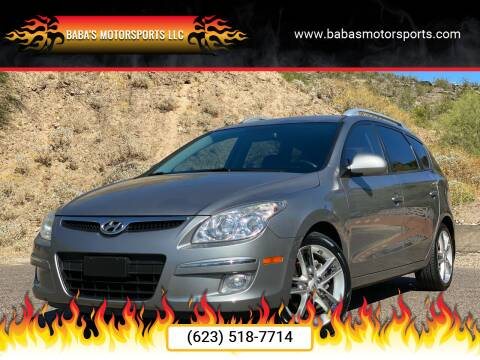 2012 Hyundai Elantra Touring for sale at Baba's Motorsports, LLC in Phoenix AZ