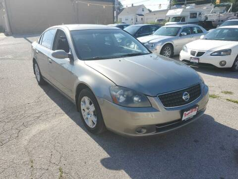 2006 Nissan Altima for sale at ROYAL AUTO SALES INC in Omaha NE